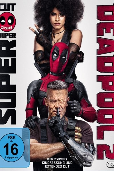 Deadpool 2 Super Duper Cut Stream